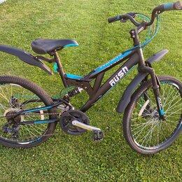Велосипеды - Велосипед Rush Rp-400 , 0