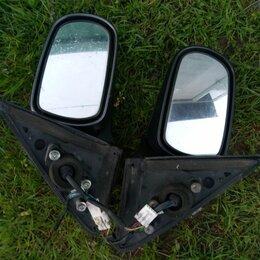Кузовные запчасти - Зеркала боковые Nissan Primera P10, 0