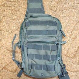 Рюкзаки - Рюкзак однолямочный Mil-tec, 0