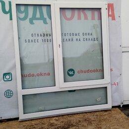Окна - Окно, ПВХ Veka 58мм, 1710(В)х1470(Ш) мм, поворотно-откидное, двухстворчатое, 0