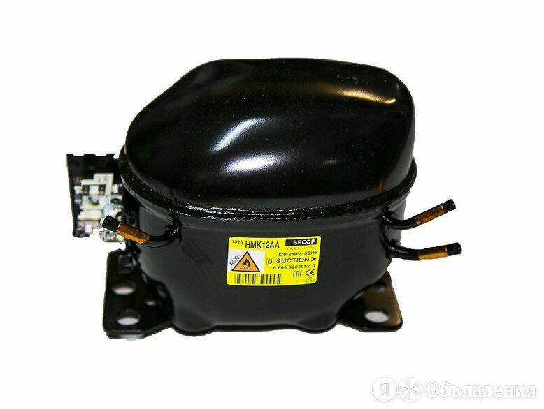 Компрессор в сборе ACC HMK12AA Фреон R600, мощность при -23,3C 198W  по цене 3850₽ - Аксессуары и запчасти, фото 0
