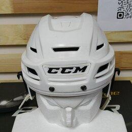 Спортивная защита -    Шлем CCM Resistance (Б/У)    Размеры: L , Белый , 0