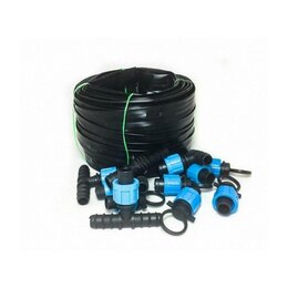 Капельный полив - Система капельного автоматического полива - Автополив-100, 100 метра на 200 м..., 0