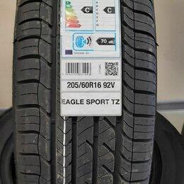 Шины, диски и комплектующие - 205/60 R16 92V Goodyear Eagle Sport TZ, 0