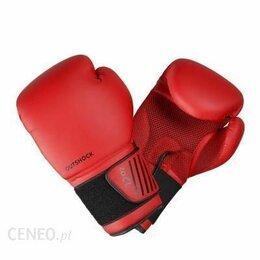 Аксессуары и принадлежности - Боксерские перчатки decathlon outshock и комплект боксерские формы clinch, 0