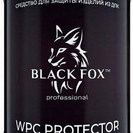 Лаки - Масло Black Fox Protector для террасной доски ДПК, 0