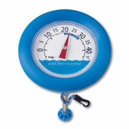 Фильтры, насосы и хлоргенераторы - Плавающий термометр для бассейна TFA Poolwatch, 0