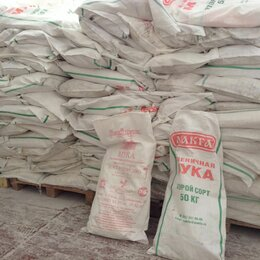 Упаковочные материалы - Мешки из-под муки б/у, 110х55 50 кг, 0