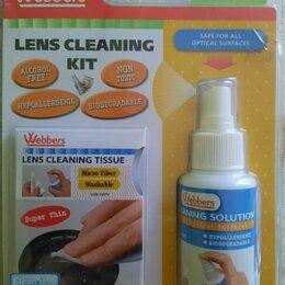 Чистящие принадлежности для оптики - Чистящее средство для фотокамер Webbers, 0