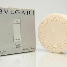 Мыло - Eau Parfumee Au The Blanc (Bvlgari) мыло 75 г, 0
