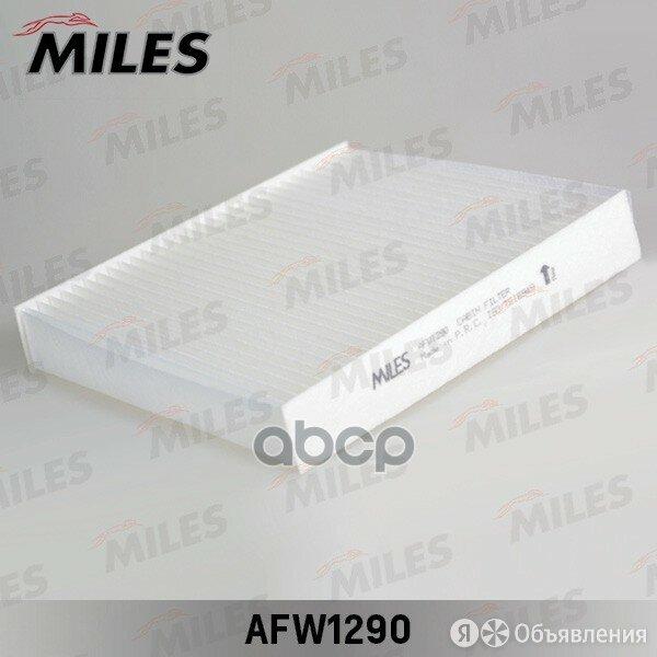 Фильтр Салона Honda Jazz 02-/Suzuki Swift Miles арт. AFW1290 по цене 202₽ - Отопление и кондиционирование , фото 0