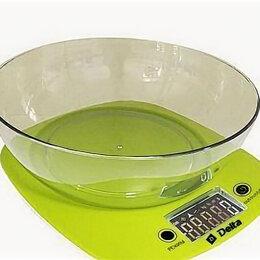Кухонные весы - Весы электронные настольные delta KCE-32 с чашей, 0