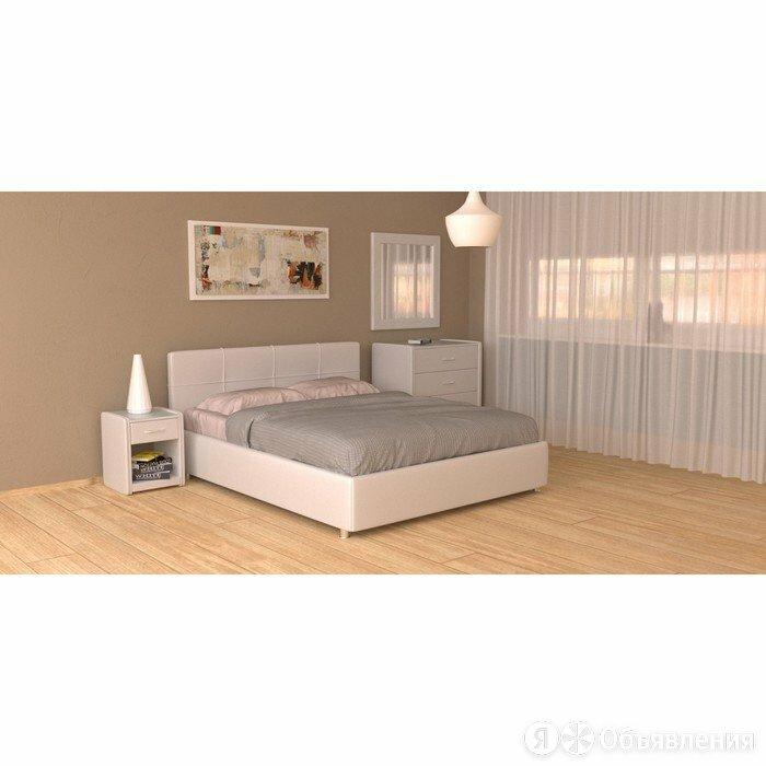 Кровать «Птичье гнездо» без ПМ, 180 х 200 см, встроенное основание, экокожа, ... по цене 20524₽ - Кровати, фото 0
