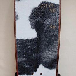 Скейтборды и лонгборды - Круизер globe BIG blazer Rosewood/Cowprint, 0