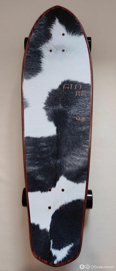 Круизер globe BIG blazer Rosewood/Cowprint по цене 12000₽ - Скейтборды и лонгборды, фото 0