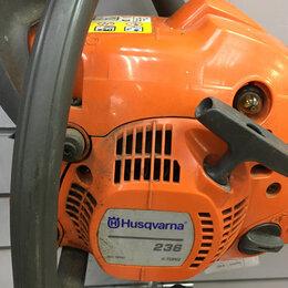 Электро- и бензопилы цепные - Цепная пила Husqvarna 236, 0