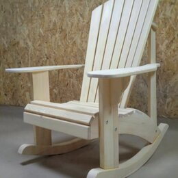 Кресла и стулья - Кресло качалка Адирондак, 0