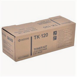 Картриджи - Тонер картридж Kyocera TK-120 новый, 0