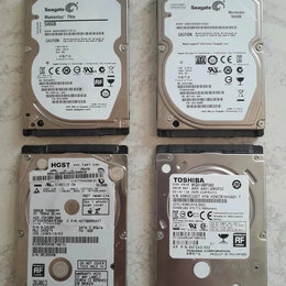 """Внутренние жесткие диски - Жесткий диск для ноутбука 500Gb SATA 2.5"""" Slim 7mm (Тонкий), 0"""