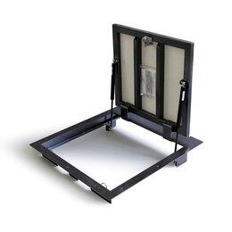 Ревизионные люки - Люк напольный Портал 800*800 мм, 0