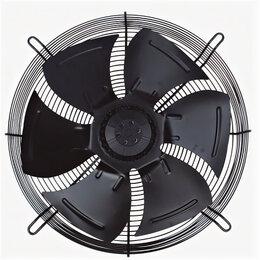 Аксессуары и запчасти для оргтехники - Двигатель вентилятора в сборе 4D-450 (380В) (4500 м3\час), 0
