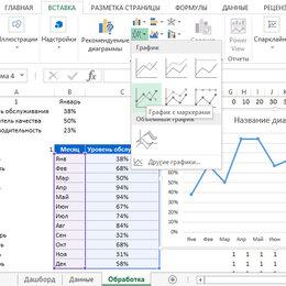 Финансы, бухгалтерия и юриспруденция - Работы в Excel и Google таблицах, 0