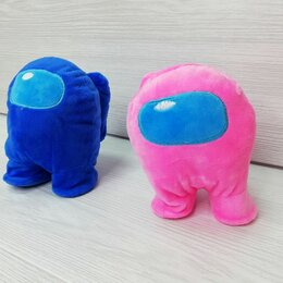 Развивающие игрушки - Among Us повторюшка + танцует, ходит и поет, 0