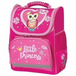 Рюкзаки, ранцы, сумки - Ранец Пифагор Owl Princess, 35*28*18см, 1 отд., 3карм., эргономичная спинка, 0