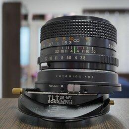 Адаптеры и переходные кольца - Tilt-shift для Olympus/Panasonic (М43), 0
