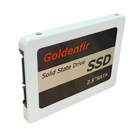 Диски - Ssd диск 2.5 120gb goldenfir, 0