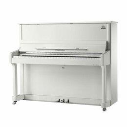 Клавишные инструменты - Акустическое Пианино Wendl & Lung W123WH. Доставка, 0