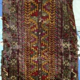 Ковры и ковровые дорожки - ковер узбекский, ручная вязка, 1870е гг, 0
