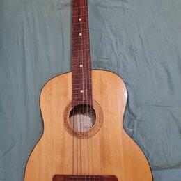 Щипковые инструменты - Гитара с чехлом, 0