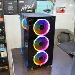 Настольные компьютеры - Игровой i5 6400-8gb-500gb-GTX 1050ti 4gb, 0