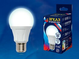 Лампочки - Лампа светодиодная Uniel Яркая E27 13Вт 4000K…, 0