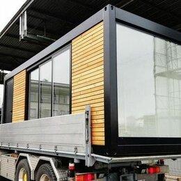 Готовые строения - Домик-бытовка из морского контейнера, 0