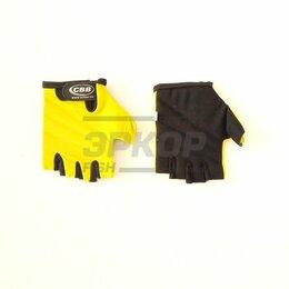Аксессуары - Перчатки для фитнеса СВВ/Velo ткань жёлтые (х5), 0