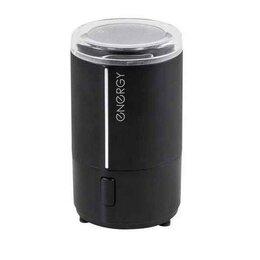 Кофемолки - Кофемолка ENERGY EN-107, 152474 черная (в уп. 12 шт), 0