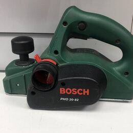 Рубанки - Электрорубанок Bosch PHO 20-82, 0