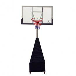 Стойки и кольца - Мобильная баскетбольная стойка DFC STAND56SG, 0