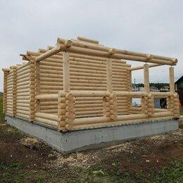 Готовые строения - Деревянные дома из бревна в Москве, 0