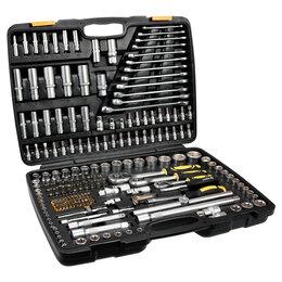 Наборы инструментов и оснастки - Набор инструментов Vorel 58700 216 предметов, 0