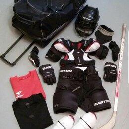 Аксессуары - Хоккейный баул на колесах детский новый, 0