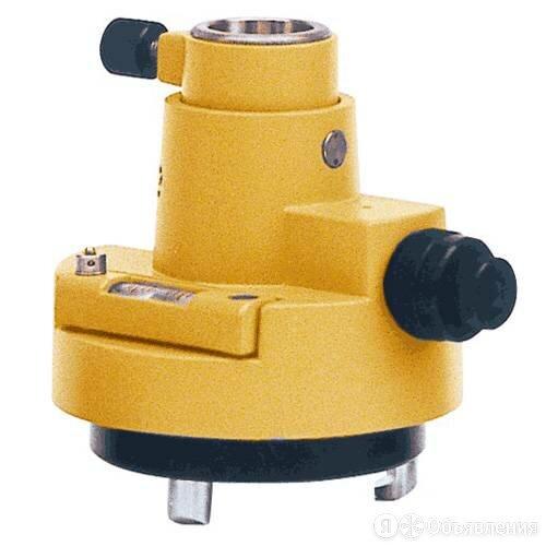 Адаптер трегера RGK AL10-D с оптическим центриром  по цене 7600₽ - Сварочные аппараты, фото 0