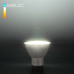 Лампочки - Лампа светодиодная Elektrostandard BLGU1004 GU10 9Вт 6500K a049667, 0