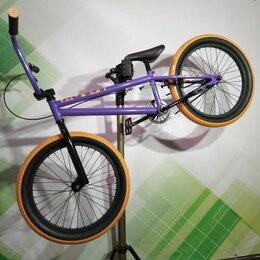 """Велосипеды - Велосипед TechTeam Mack 20"""" фиолетовый, 0"""