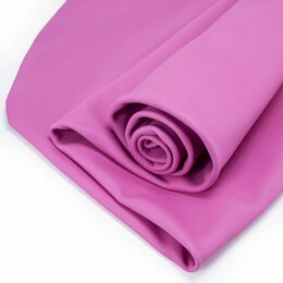 Рукоделие, поделки и сопутствующие товары - Кожа телёнка цвет ярко розовый, 0