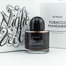 Парфюмерия - Byredo Tobacco Mandarin, Extrait De Parfum, 100 ml, 0