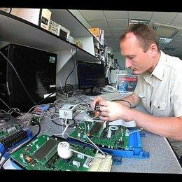 Ремонт и монтаж товаров - Ремонт компьютеров с выездом на дом, 0