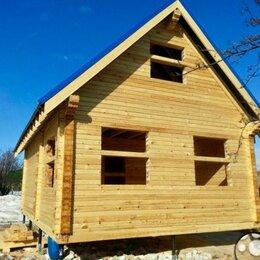 Архитектура, строительство и ремонт - Строительство домов из бруса под ключ, 0